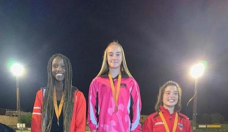 Set medalles al Campionat de Catalunya de categoria sub-18