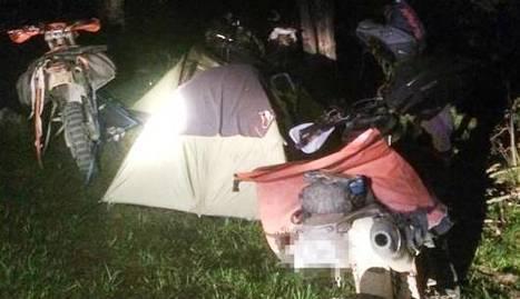 La Guàrdia Civil denuncia una acampada il·legal en el Parc Natural de l'Alt Pirineu