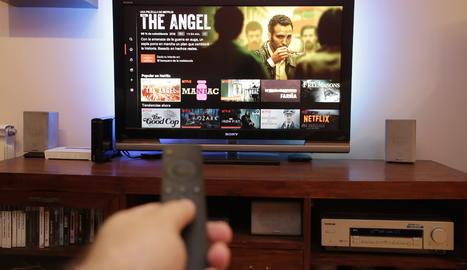 Televisió de pagament.