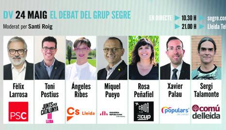 El debat de Grup SEGRE tanca la campanya electoral