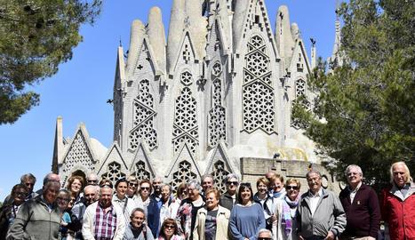 Sortida de primavera de la gent gran de Torrefeta i Florejacs