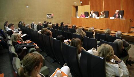 Ponències sobre dret en matèria de família a la UdL