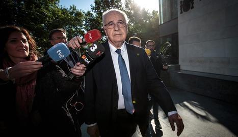 L'exconseller de la Generalitat Valenciana Rafael Blasco.