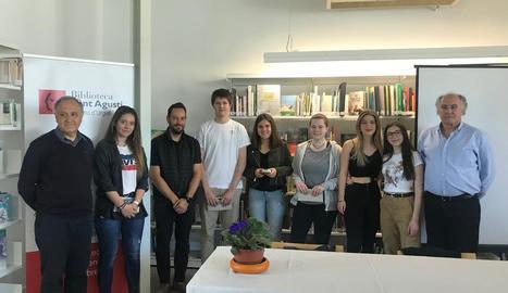 Premis d'investigació d'arquitectura per a estudiants del Pirineu