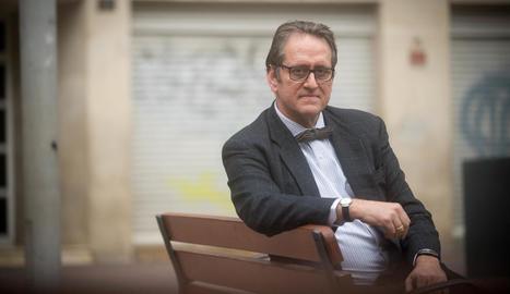 """Jordi Tarragona: """"El sou d'un membre de família empresària ha d'estar en línia amb la resta dels treballadors"""""""