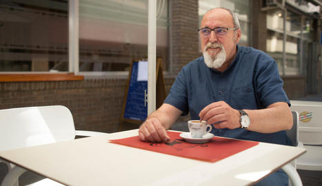 """Juan Ferrer: """"Un director em va dir que a la Mostra venien convidats i marxaven amics"""""""