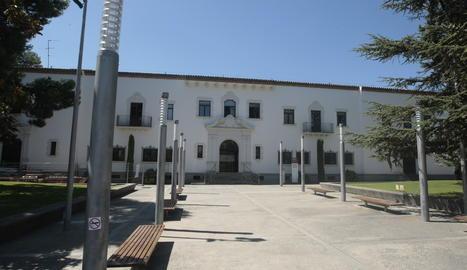 Un dels edificis de l'ETSEA de la UdL.s.