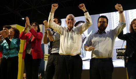 Maragall guanya les eleccions a Barcelona per menys de 5.000 vots i empata amb Colau amb 10 regidors