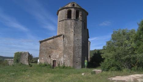 Torà arreglarà el sostre de l'església de Llanera