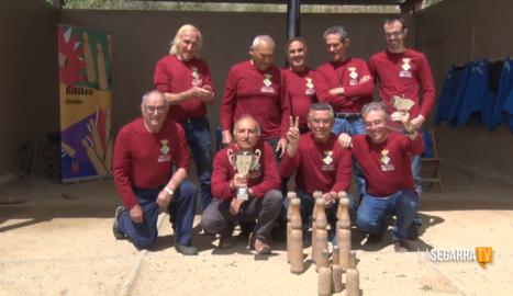 25 anys del club de bitlles de Palou