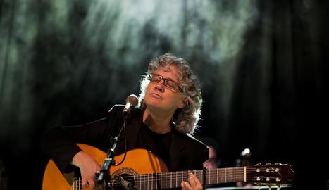 """Mayte Martín: """"Les músiques més belles neixen del sentiment de desamor i desemparament"""""""