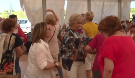 Més de mig miler de jubilats participen a la 30ª trobada intergeneracional de les Garrigues