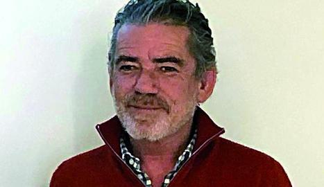Santi Llusera, en una fotografia recent, residia a Alcoletge.