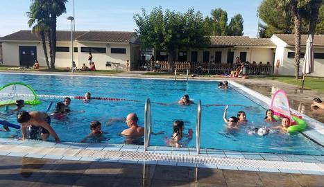 Les piscines del Palau i Linyola inauguren temporada aquest cap de setmana