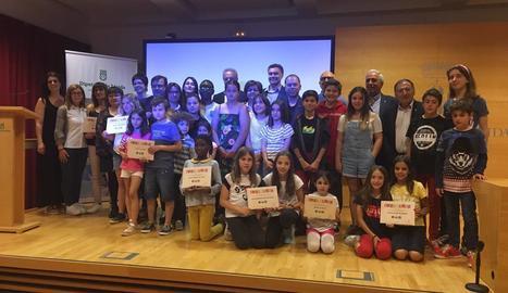 Més de 30 escoles lleidatanes d'educació primària participen en el concurs 'Explora i Alimenta' d'Alessa