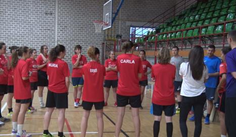 El Cervera-Segarra femení de futbol sala, cinquè millor equip català