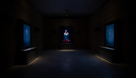 'Planta' inaugura l'obra 'Ocean Without a Shore' de Bill Viola