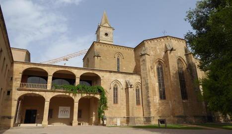 Música i patrimoni es troben avui al monestir de les Avellanes.