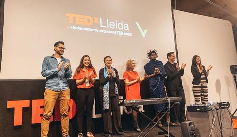 Marc Marzenit i Lily Brik donen a conèixer el seu 'món' a La Panera