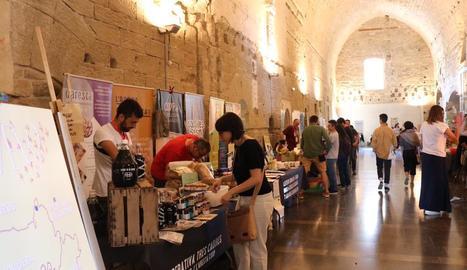 Més de quaranta entitats han participat en la Ponent FEST.