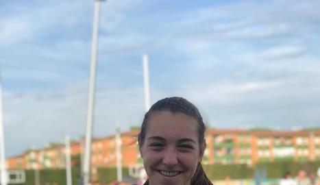 Núria Tilló, plata al Català sub-23