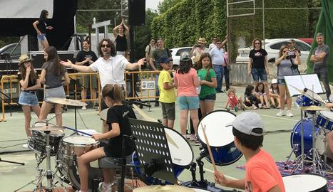 El festival va celebrar diumenge passat el No Surrender Kids.