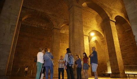 Ruta guiada pel patrimoni històric 'científic' de Lleida