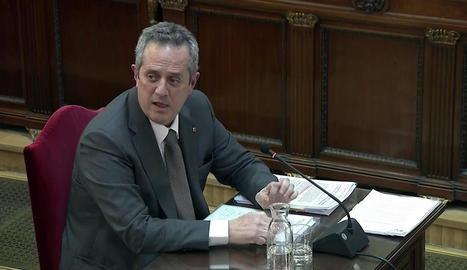 Joaquim Forn i Oriol Junqueras segueixen a la presó.