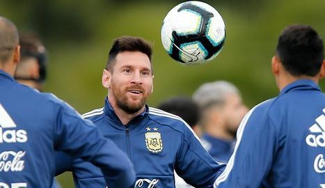 Leo Messi també és l'esportista més ben pagat del món.