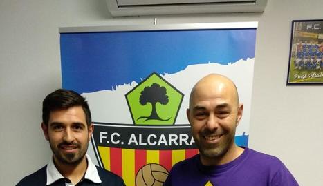 L'Alcarràs renova quatre jugadors per a Primera Catalana