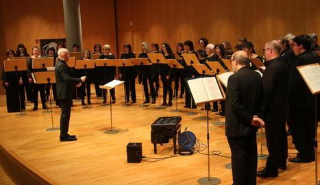 Recital coral a l'Auditori