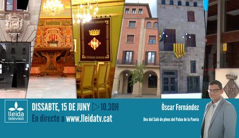Segueix els plens de constitució a Lleida TV i SEGRE.com