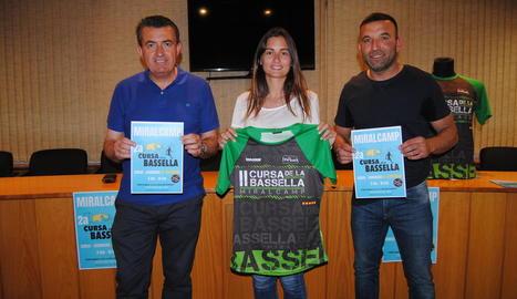 La II Cursa de la Bassella de Miralcamp espera 300 participants