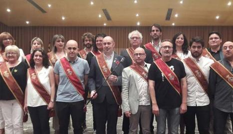 Vidal, reelegit a Balaguer