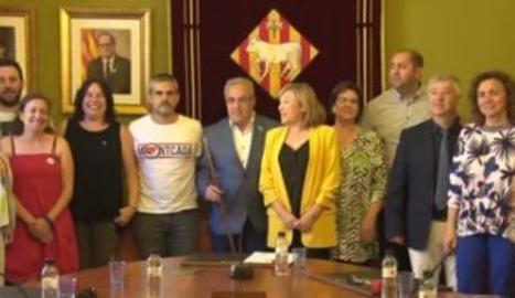 Enric Mir, de nou alcalde de les Borges