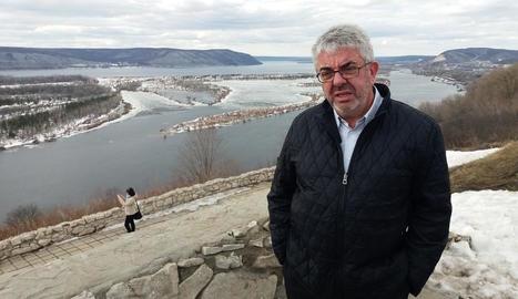 """Xavier Roig: """"Hi ha un corrent intencionat en presentar Rússia sempre com a l'enemic"""""""
