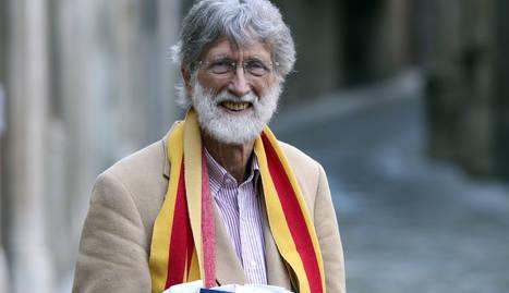 "Til Stegmann: ""Si a les universitats ho fem en anglès, matem les altres llengües, és pervers"""