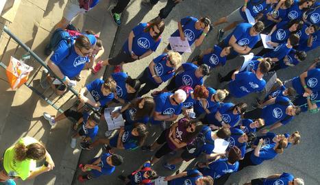 La quarta edició de la carrera va comptar amb 260 inscrits