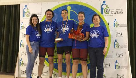 Com a colofó a la jornada, els guanyadors van recollir els premis.