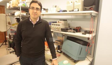 L'empresari Josep Oriol Pelegrí, en una imatge d'arxiu.