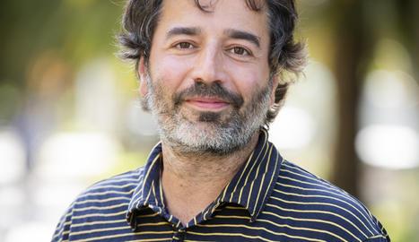 Ramon Giné, en una fotografia recent