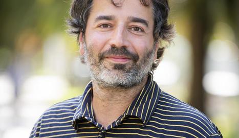 Ramon Giné, director artístic de la Mostra Igualada.