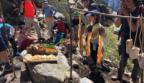 Gastronomia i arqueologia, junts al