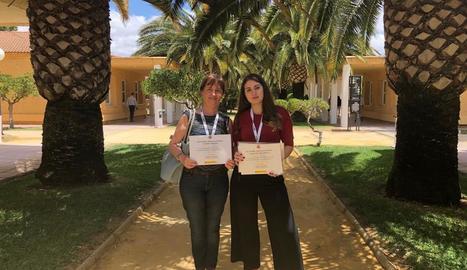 Premi estatal a una alumna del Guindàvols per un treball sobre la guerra