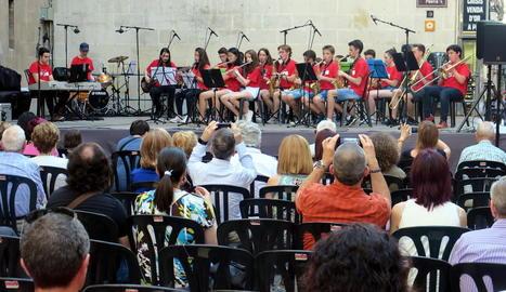 Lleida celebra la Festa de la Música amb més 350 joves intèrprets