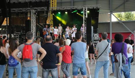 Una de les actuacions programades al Freedom Festival Summer edition.
