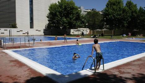 La Paeria inicia el pla d'actuacions per prevenir els efectes de la primera onada de calor a Lleida