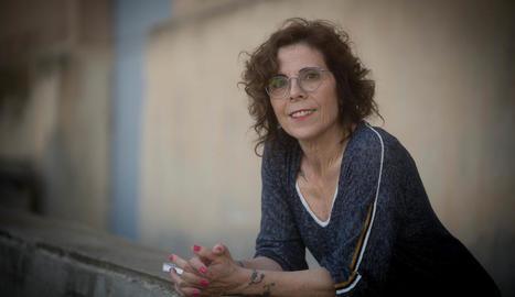 """Teresa Ibars: """"Que m'expliquin els records que ha generat el llibre és un triomf sobre l'Alzheimer"""""""