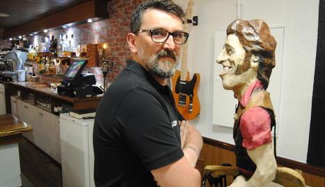 """Josep Maria Pons: """"Estic convençut que enguany vindrà Bruce Springsteen al No Surrender"""""""