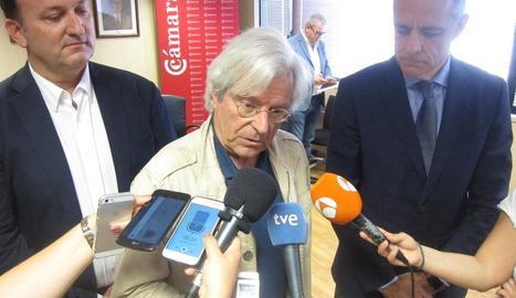 Javier Nart dimiteix de la direcció de Cs